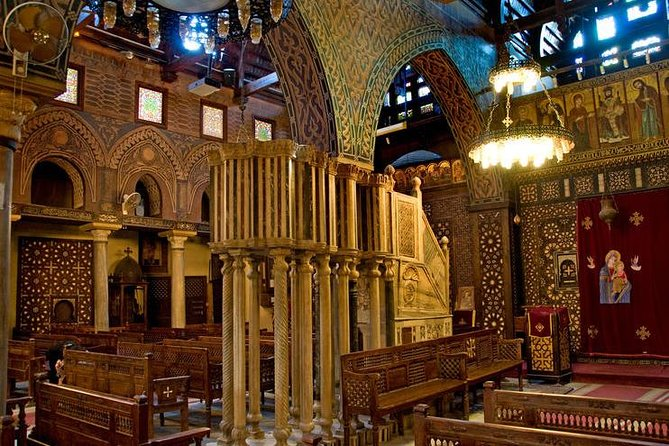 Old Islamic & Coptic Cairo Tour