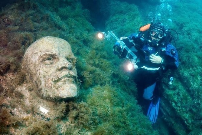 Discover The Sunken Roman Antiques