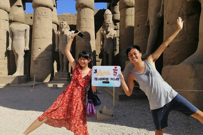 Nile Cruise From Aswan to Luxor for 3 Days / 2 Nights