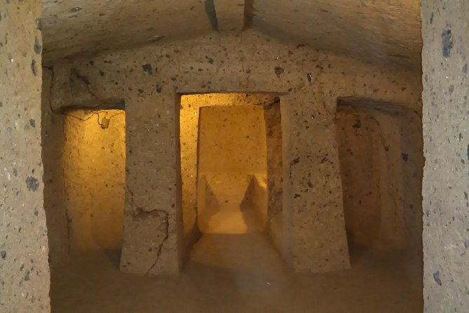 Guided tour to discover the Etruscans: Cerveteri