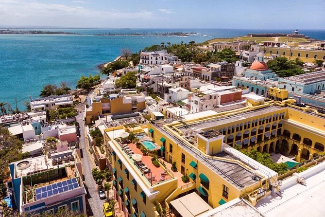 Private Transfer San Juan, Isla Verde or Condado to San Juan SJU Airport by Van