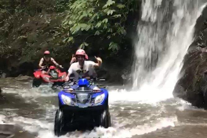 Muddy Atv Ride