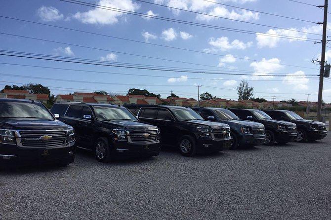 Vip Transportation In Punta Cana ( ROUND TRIP)