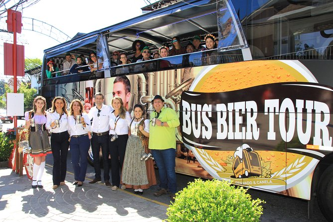 Bus Beer Tour