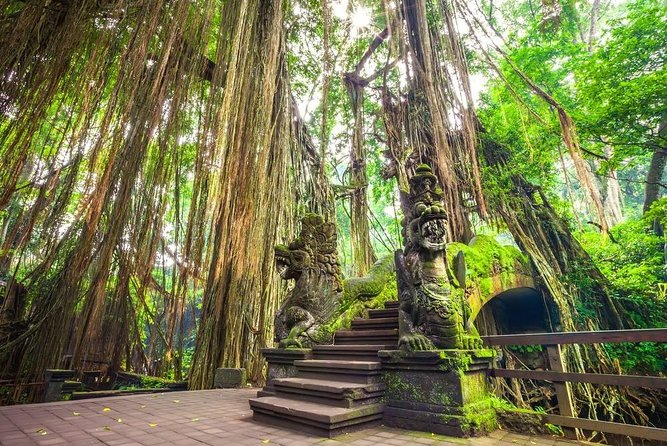 Ubud & South Bali Tour