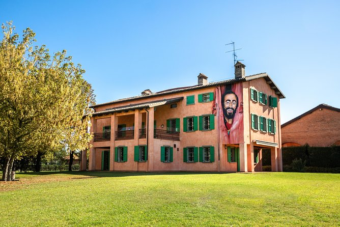 Skip the Line: Pavarotti Museum - Official Ticket + Audioguide