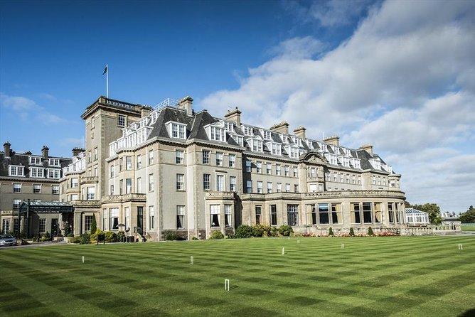 Edinburgh to Gleneagles Resort Luxury Taxi Transfer