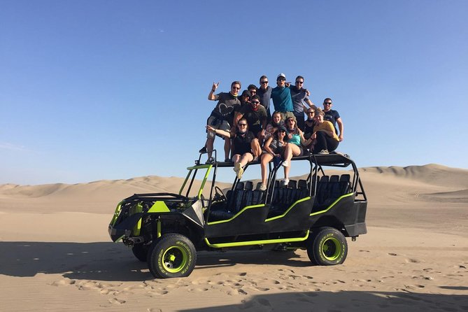 2-Hour Dune Buggy Tour and Sandboarding