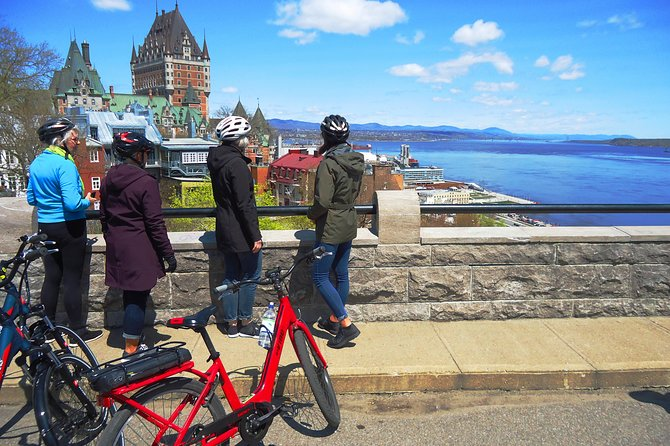 Electric Bike Tour of Quebec City photo 6