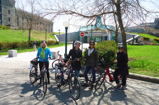 Electric Bike Tour of Quebec City