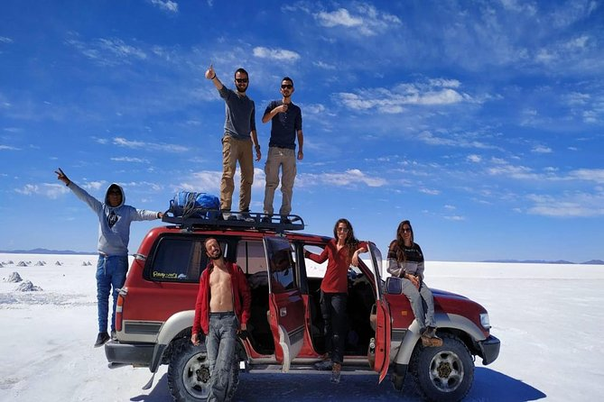 Bolivia Salt Flats 3 Days 2 Nights Private Tour photo 1