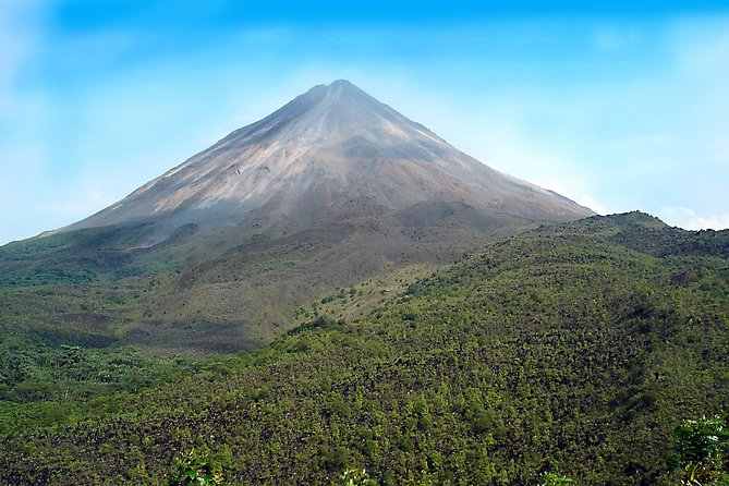 Full Day Volcano and Hot Springs Tour from Guanacaste