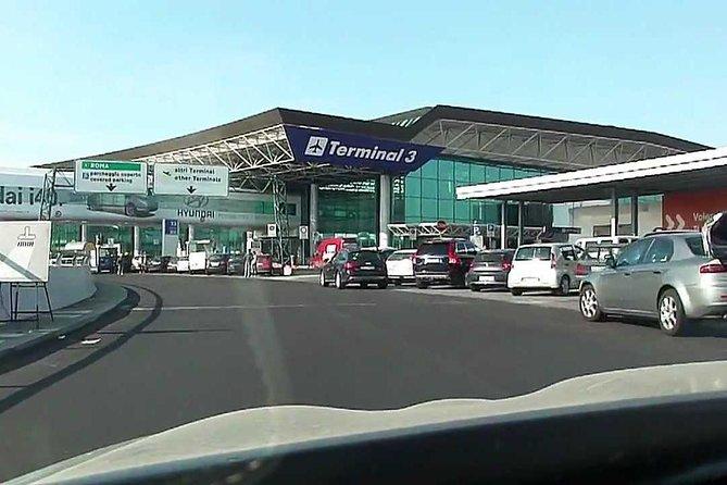 (CIA) - (FCO) نقلات مطار روما: من فيوميتشينو إلى تشيامبينو