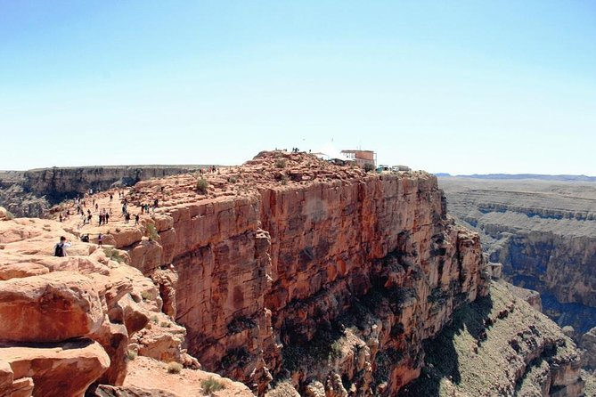 Grand Canyon West Rim Bus Tour with Optional Add-Ons