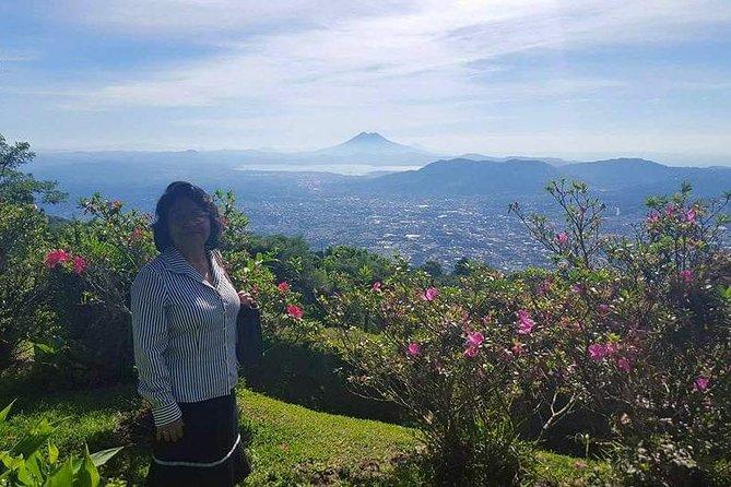 San Salvador City Tour + El Boqueron Volcano