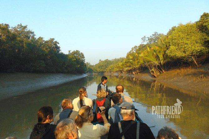 Rocket Cruise & Sundarbans Tour