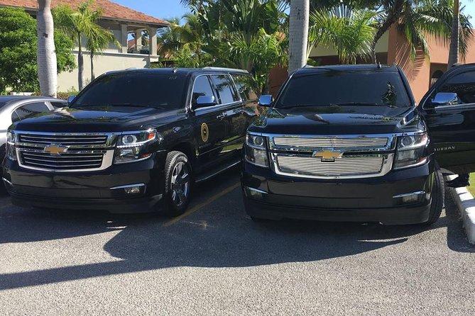 Punta Cana Airport SUV Transfer