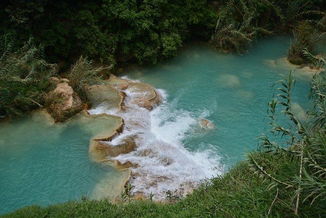 El Chiflon Waterfalls and Montebello Lakes National Park Day Trip