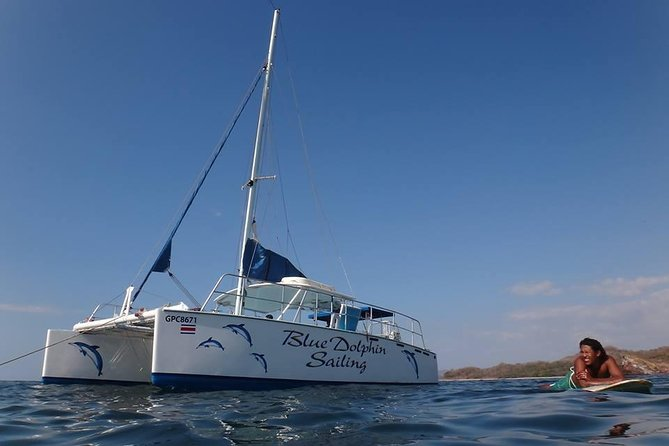 Blue Dolphin Sailing Adventure
