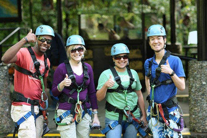 Rainforest Canopy Tour from San Jose photo 8