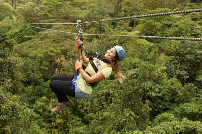 Rainforest Canopy Tour from San Jose photo 3