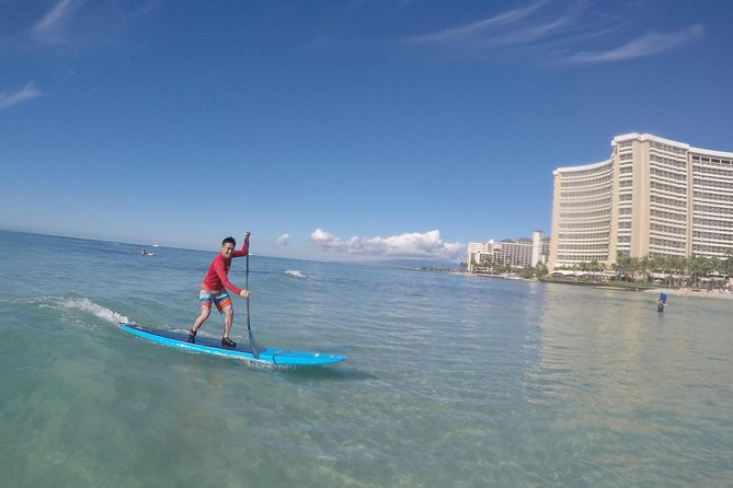 """Stand Up Paddleboarding - One to One """"Private"""" Lessons - Waikiki, Oahu"""
