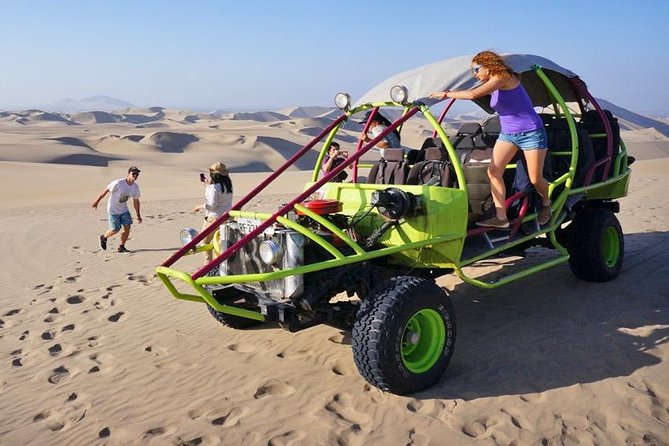 Full Day Paracas,Huacachina,Ballestas Island Ica Semi Private photo 4