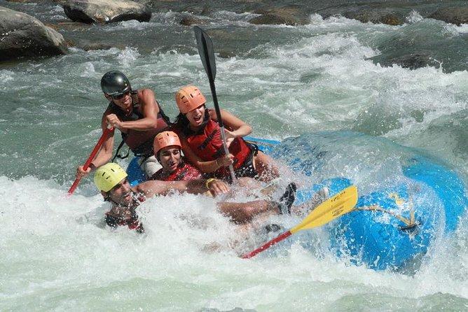 White Water Rafting Savegre River from Manuel Antonio