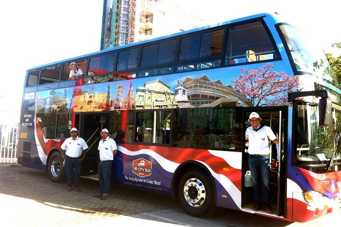 VIP City Bus Tour From San Jose