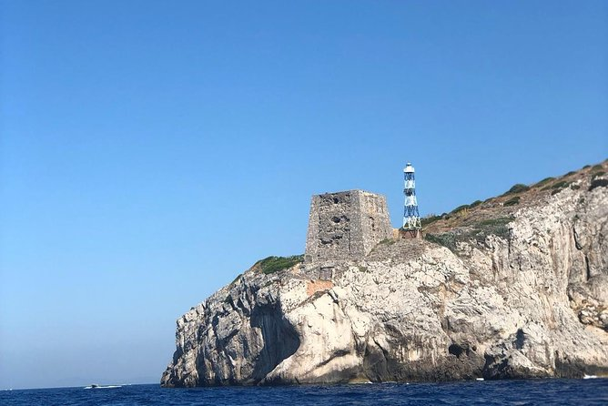 Capri boat tour photo 12