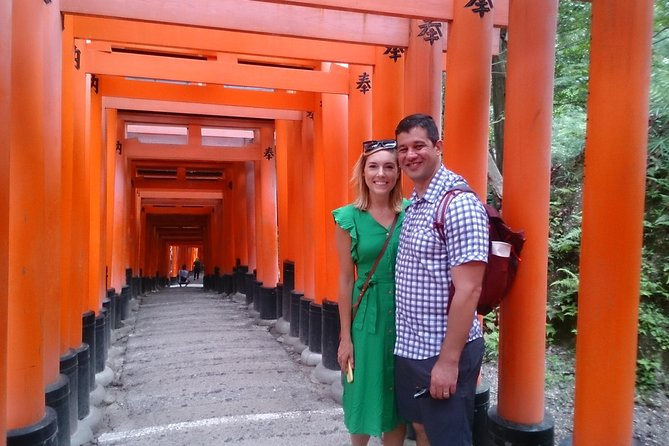 Savor Four Amazing Spots of Kyoto & Nara in One Day Tour