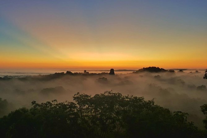 Tikal Sunrise photo 7