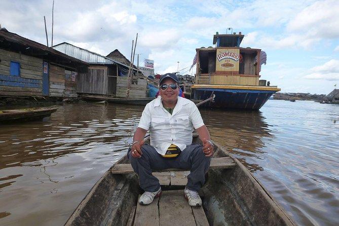 City Tour Iquitos