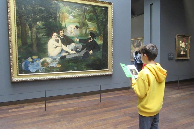 Family Tour at the Musée d'Orsay