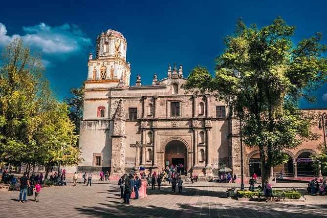 Private experience by Coyoacan with transportation