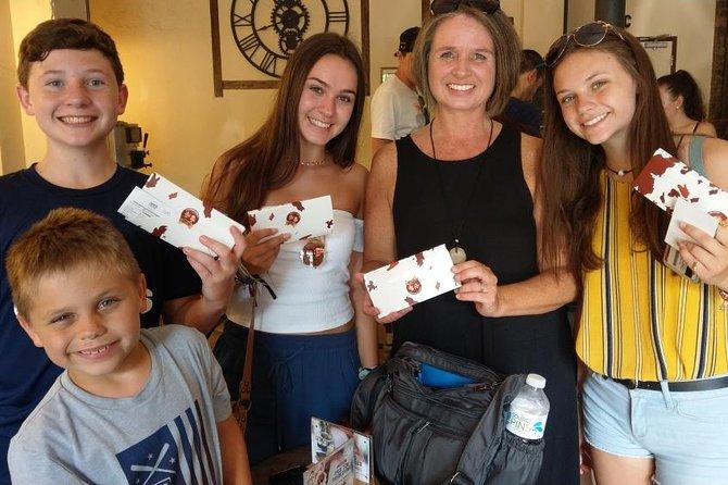 Sweet & Chocolate Family Treasure Hunt in Paris