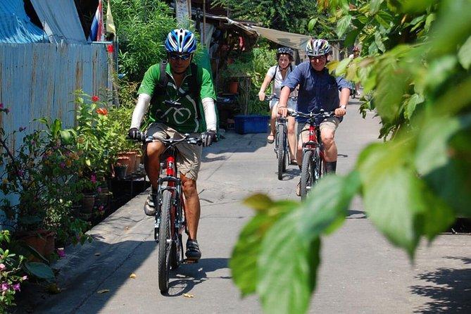 Bangkok Trails - Pedal Through 37 km Outskirts of Bangkok