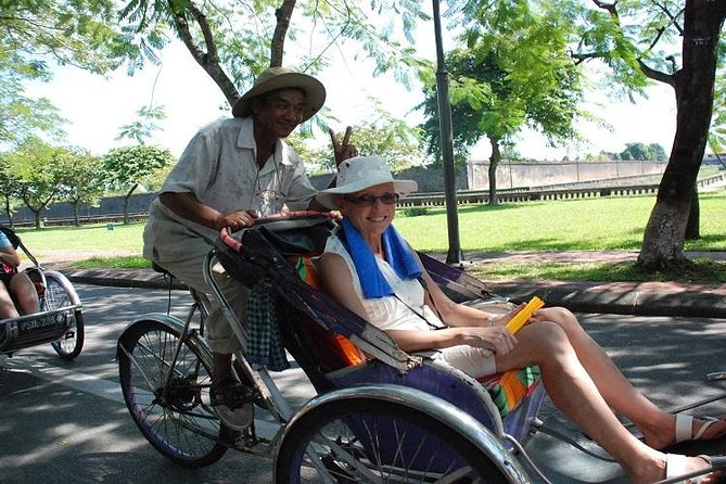 Hue City Tour By Cyclo – A Slow Way To Discover Hue