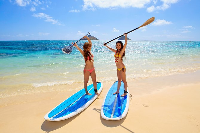 Stand Up Paddle (SUP) Lesson