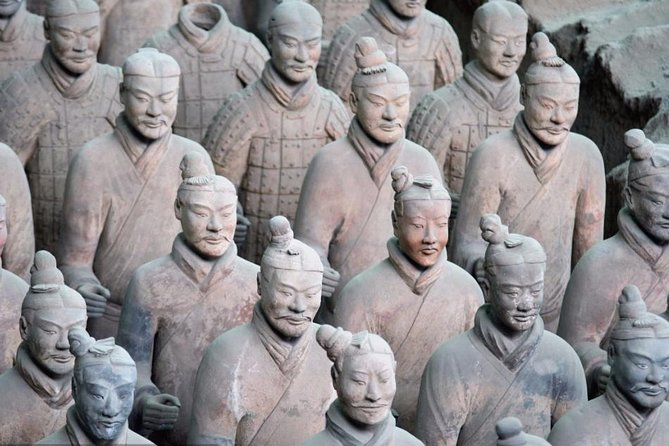 2 Days Shanghai-Xian Private Tour by Flight: Terracotta Warriors & More Sites