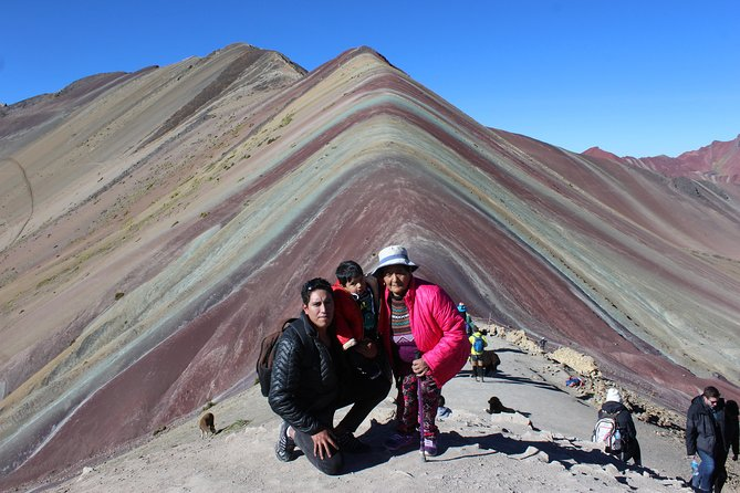 Rainbow Mountain Day Tour from Cusco