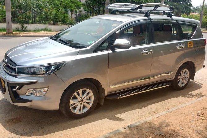Bengaluru Airport Transfer in Toyota Innova Crysta Mini Van