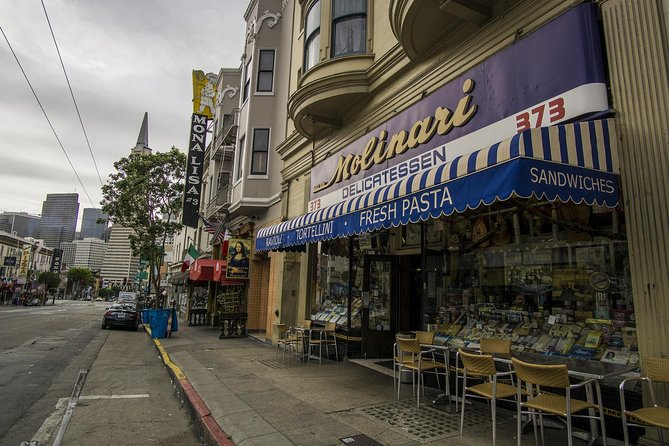 San Francisco's Little Italy & North Beach Walking Food Tour photo 8