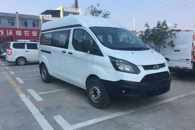 Downtown to Dujiangyan round way transfer