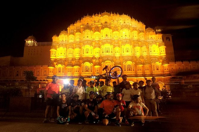 Cycle Under Shining Sky - An Evening Cycling Tour photo 4