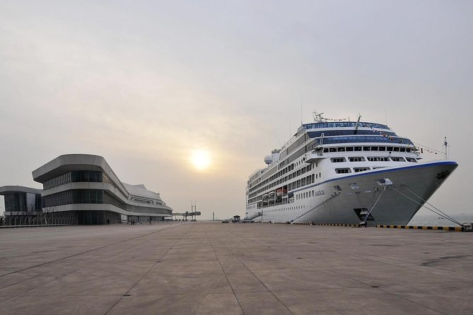 Private Transfer from Tianjin International Cruise Port to Beijing City Hotels