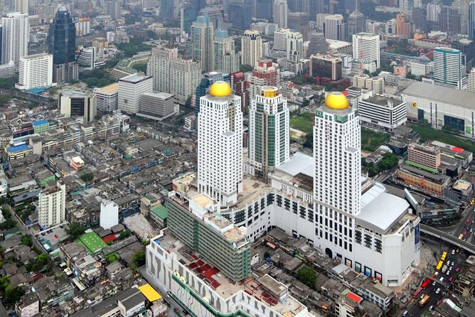 Baiyoke Sky Hotel Observation Deck Ticket With Lunch & 1 - Hour Massage photo 1