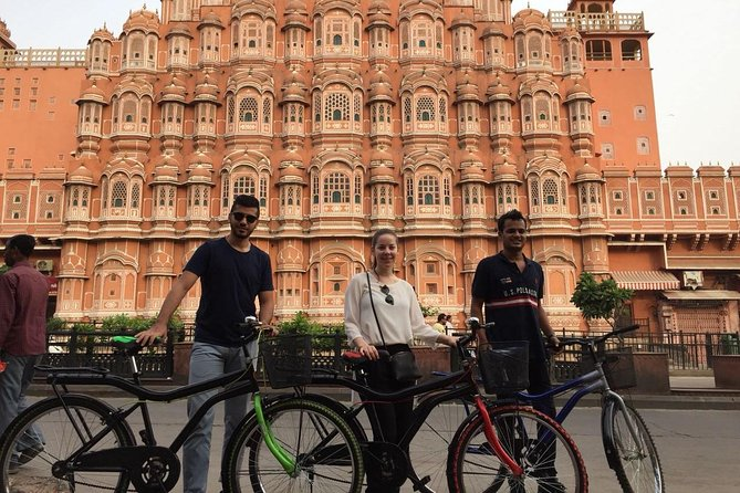 Jaipur Heritage Cycling Tour photo 4