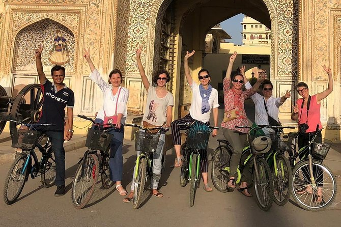 Jaipur Heritage Cycling Tour photo 3