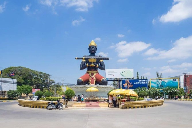 Jump to explore Battambang from Siem Reap